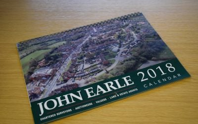 2018 John Earle Calendar