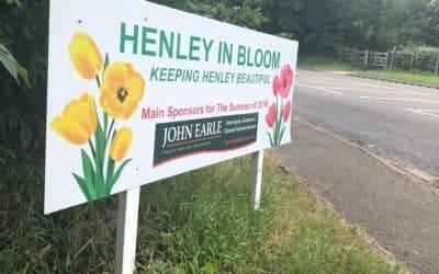 Henley in Bloom 2019